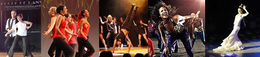 cours de danse à Nantes