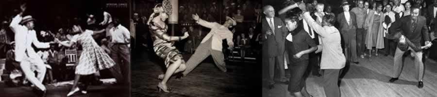 Stage de rock et lindy hop