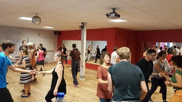 Nantes - 30/7 au 9/7/2021 - 44 Danse studio - Stage été